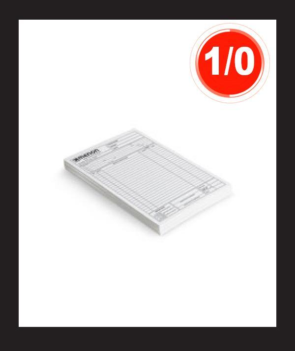 BLOCOS 100/1 VIA 25unds